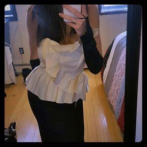 Dresses & Skirts - Vintage Gown small/medium